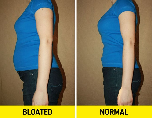 Your body's water retention capacity increases when you eat them