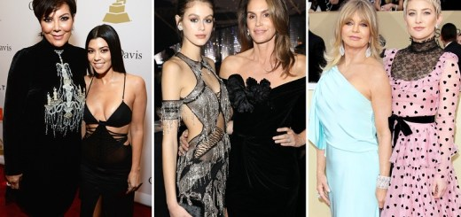 Celebrity Mother-Daughter Duos That Look Like Twins