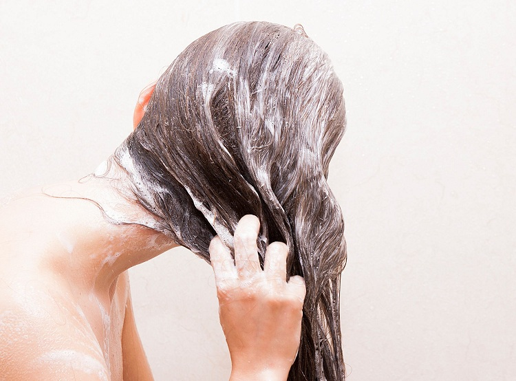 You are not shampooing your hair frequently