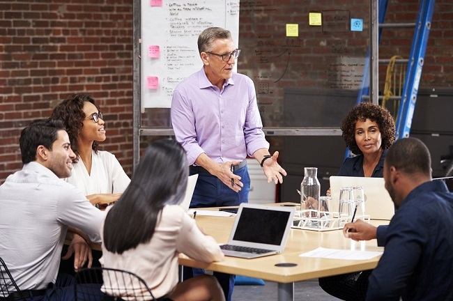 Communicate the company's wider vision and goals