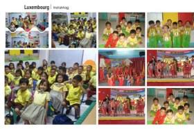 Preschoolers 2016 of SPARK Academy of Global City