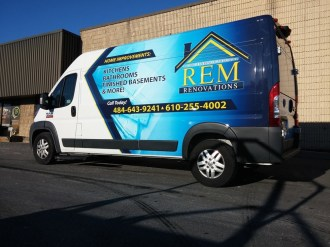 box truck graphics in Miami FL