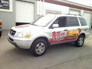 vehicle wraps in Hialeah FL