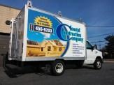 box truck graphics in Miami FL