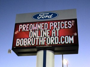 LED Readerboard Signs | Miami Lakes FL