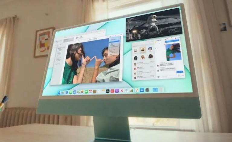 كل ماتريد معرفته عن جهاز IMAC الجديد من أبل - Apple 2021
