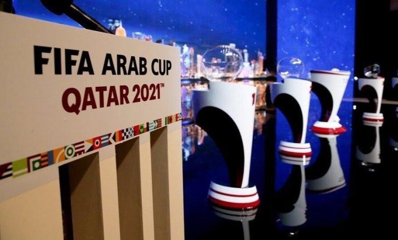 نتائج قرعة كأس العرب 2021 ..مواجهات نارية للمنتخبات العربية