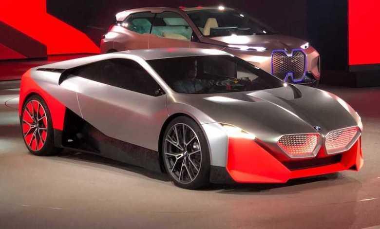 bmw 2021 سيارة بي ان دبليو الكهربائية قادمة بمواصفات ستصدم الجميع