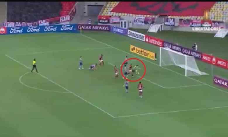 لاعب برازيلي يتلاعب بالدفاع والحارس ليسجل هدفا عالميا ( فيديو )