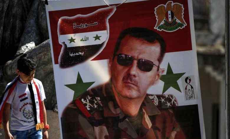 الانتخابات الرئاسية في سوريا 2021