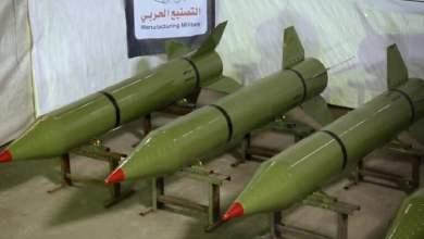 """فلسطين .. أبرز مميزات صاروخ """"بدر 3"""" الذي أطلقته """"سرايا القدس"""" على عسقلان"""