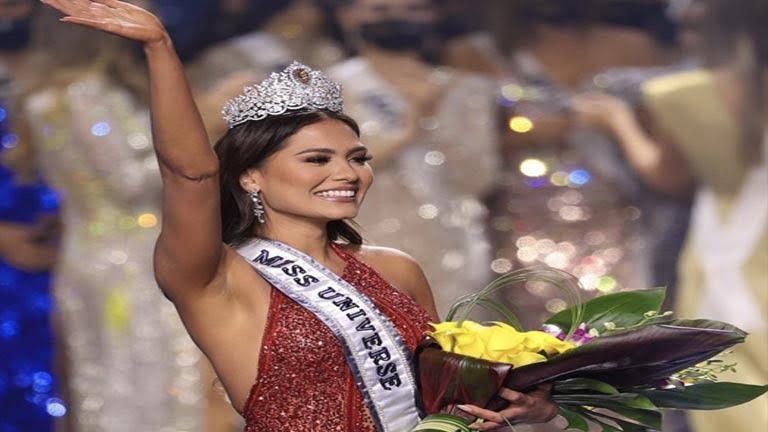 ملكة جمال الكون أندريا ميسا لعام 2021 مكسيكية Andrea Meza (فيديو+ صور)