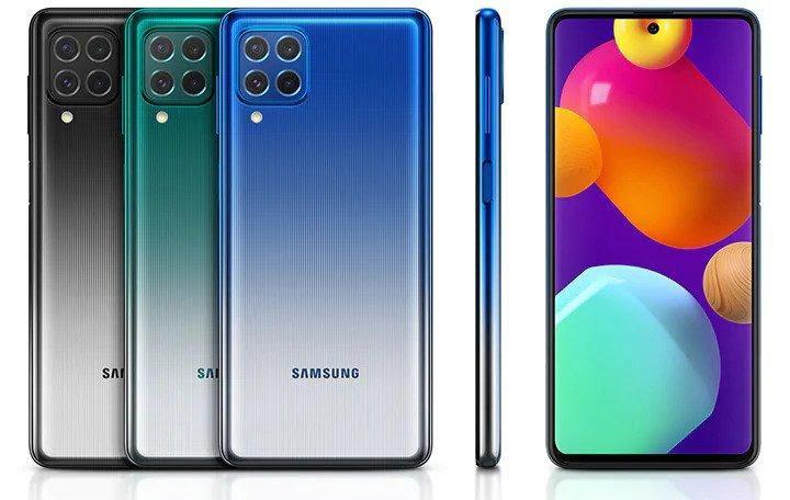 أفضل هاتف ذكي يمكن اقتنائه في 2021 هو سامسونغ إم 62 - Samsung M62 .. السعر والمواصفات