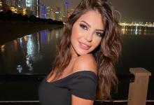 ليليا الأطرش سكرانة و تهاجم المتابعين في حفل وائل كفوري بدبي ( فيديو )