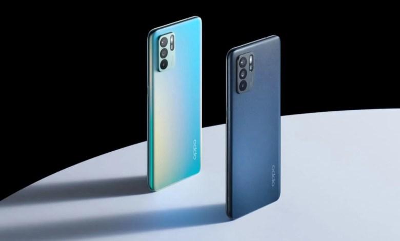 تعرف على مواصفات هاتف اوبو الجديد Oppo Reno6 Z ( فيديو )