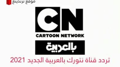 تردد قناة كرتون نتورك بالعربية الجديد 2021 على نايل سات