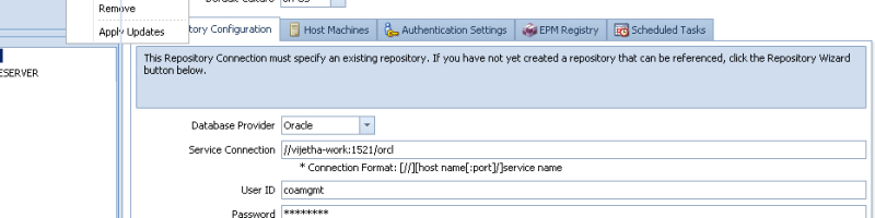Setting up DRM Sample application provided by Oracle