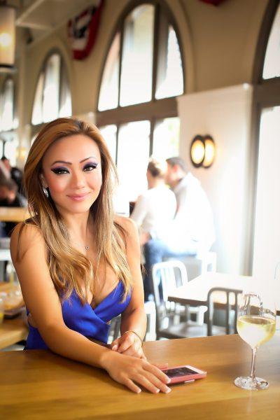 Kathy Fang of Fang Restaurant in San Francisco