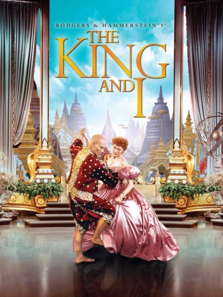 Official Poster for The King and I