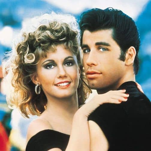 Official poster for Grease