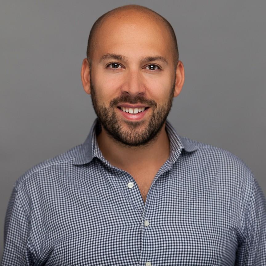 Kontacless CEO Gabriel Weisz