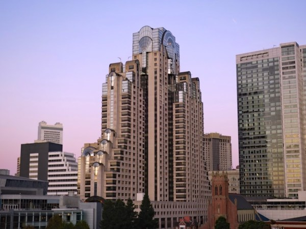 San Francisco Marriott, a great hotel to stay or visit in San Francisco