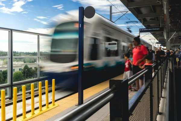 Seattle's Link Light Rail is the best alternative to a car rental