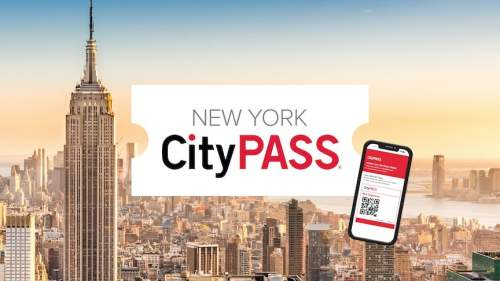 New York CityPASS with Mobile App