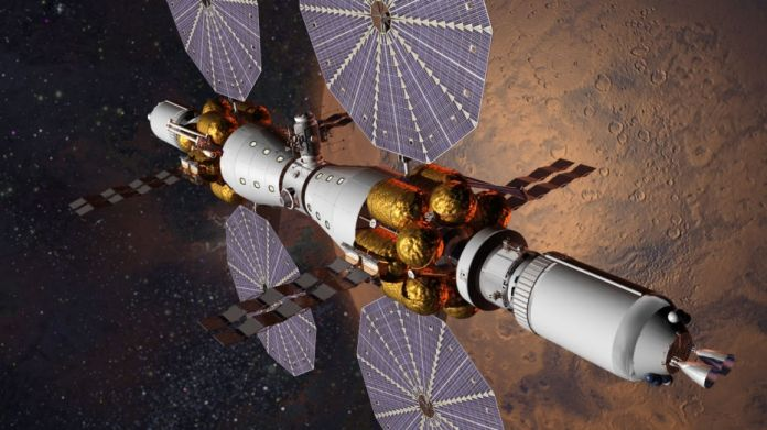 Mars Base Camp Plans Underway for NASA