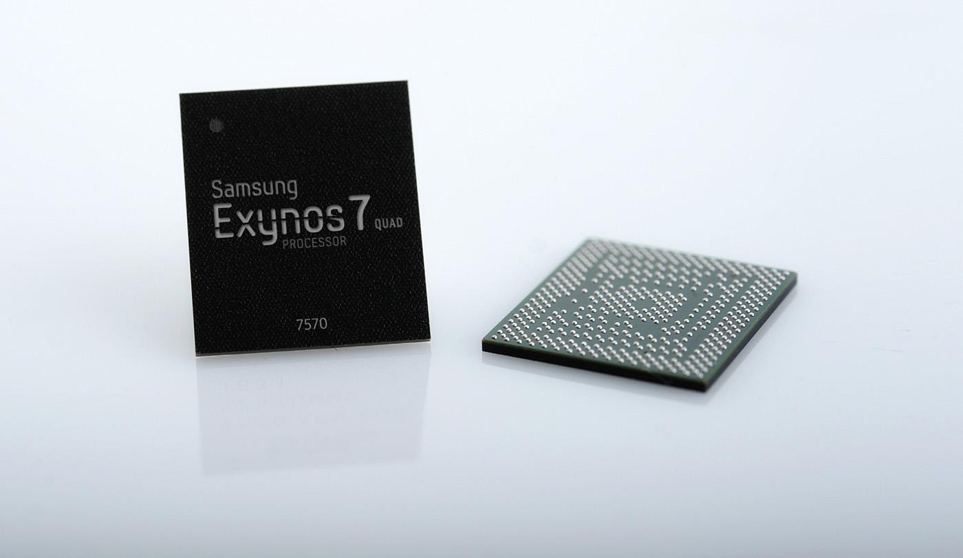 Samsung Create World's First Radio Chip Exynos