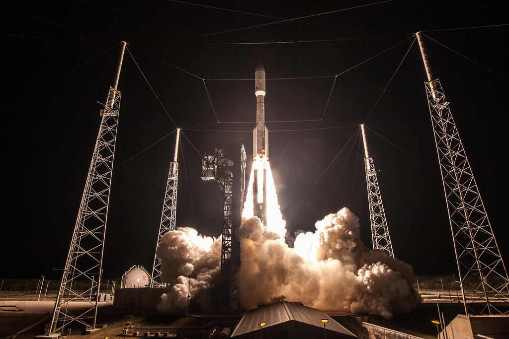New Weather Satellite Launched is Most Advanced Ever