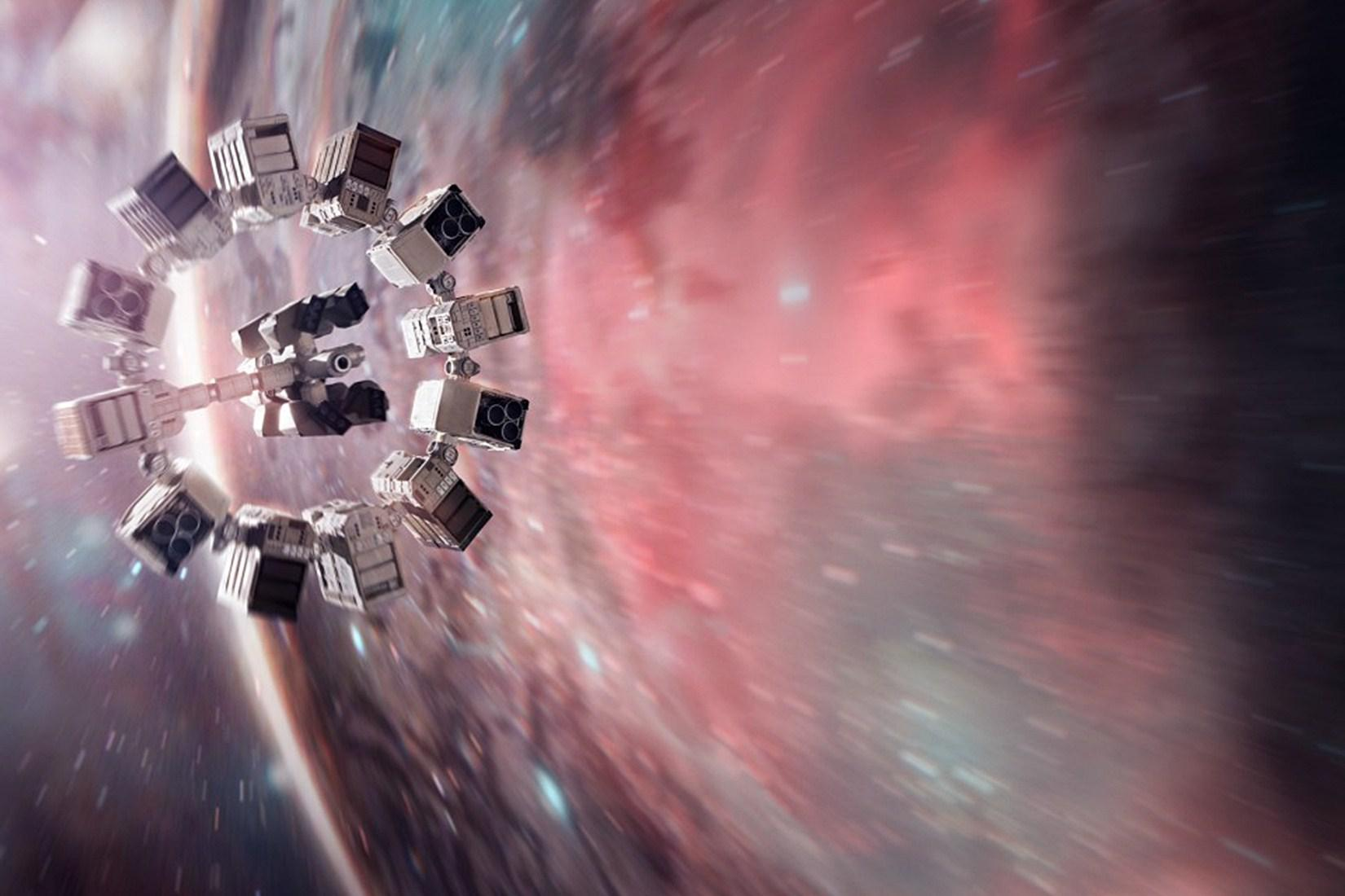 """Interstellar's"" Stunning Visual Effects Led to a New Scientific Finding"