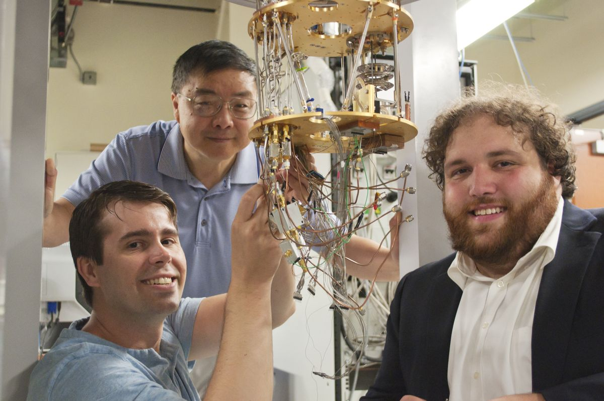 New Methods of Controlling Electrons Could be Major in Quantum Computing