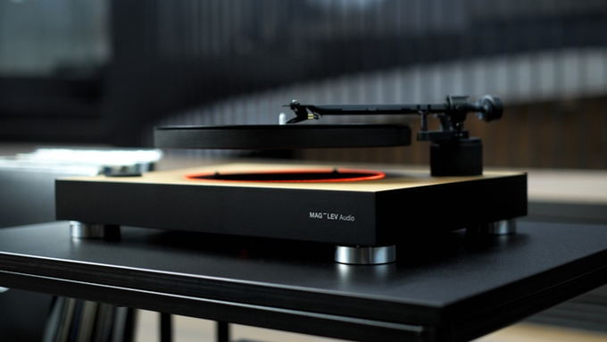 MAG-LEV Audio: Futuristic Technology Meets an old Format