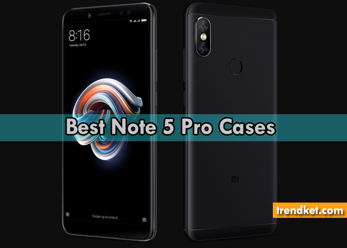 Here are some Best Redmi Note 5 Pro back covers to Buy
