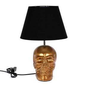Bordslampa Kranie Mässing