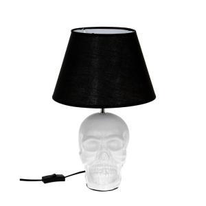 Bordslampa Kranie Vit