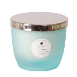 Doftljus Ice jasmine Blå