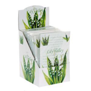 Doftpåse 20 gram liljekonvalj Grön/Vit