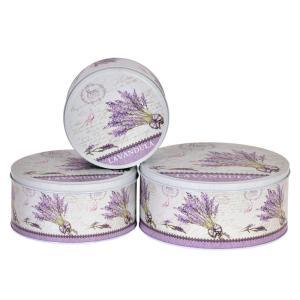 Förvaringsburk Lavendel Lila