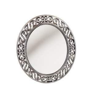 Spegel Isak Silver