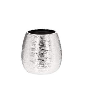 Tandborstsglas Glamour Silver