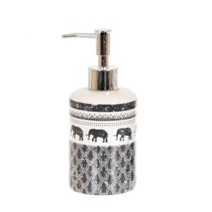 Tvålpump Elefant Vit