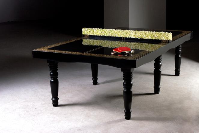 Hunn Wai X Mein X Corian Ping Pong