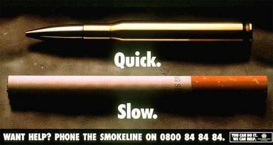 Anti Smoking Ad Campaigns