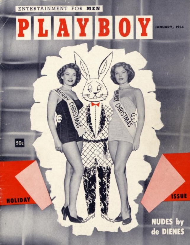Playboy Magazine Archives From 1954 To 2006