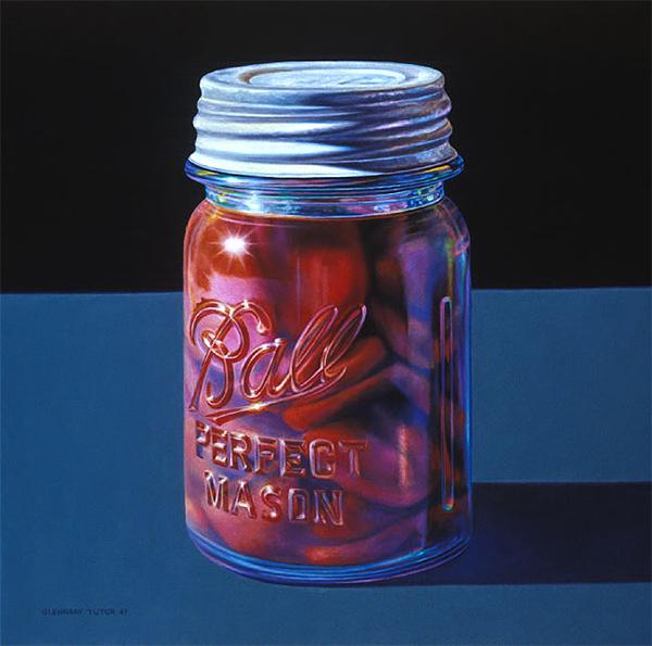 Glennray Tutor Photorealism Paintings