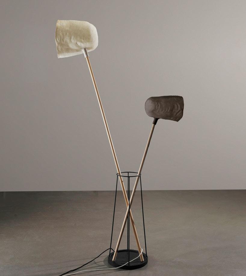 "Elise Gabriel elise gabriel's ""embrace"" furniture"