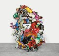 john-chamberlain-crushed-car-exhibition-1