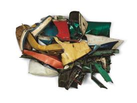 john-chamberlain-crushed-car-exhibition-6